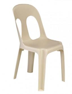 Chaise plastique d'intérieur restaurant SIRTAKI - Devis sur Techni-Contact.com - 1