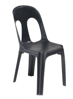 Chaise plastique d'intérieur restaurant SIRTAKI - Devis sur Techni-Contact.com - 2