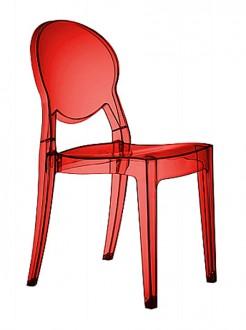 Chaise plexiglass design - Devis sur Techni-Contact.com - 2