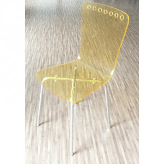 Chaise pliante cafétéria - Devis sur Techni-Contact.com - 1