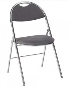 Chaise pliante en tissu anti-feu - Devis sur Techni-Contact.com - 1