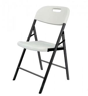 Chaise pliante polyéthylène - Devis sur Techni-Contact.com - 1
