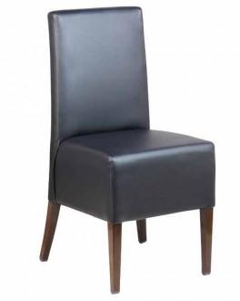 Chaise pour restaurant en simili cuir - Devis sur Techni-Contact.com - 2