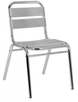 Chaise pour terrasse en aluminium - Devis sur Techni-Contact.com - 1