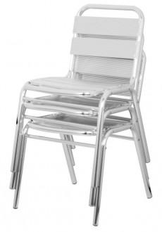 Chaise pour terrasse en aluminium - Devis sur Techni-Contact.com - 3