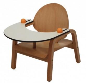 Chaise repas pour bébé - Devis sur Techni-Contact.com - 1