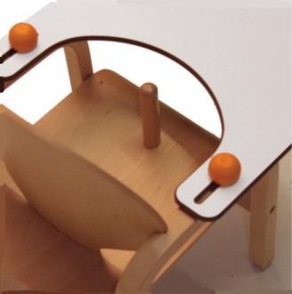 Chaise repas pour bébé - Devis sur Techni-Contact.com - 3
