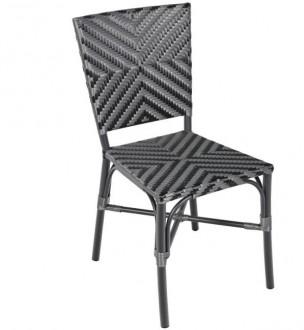 Chaise restaurant aluminium Marquise - Devis sur Techni-Contact.com - 1