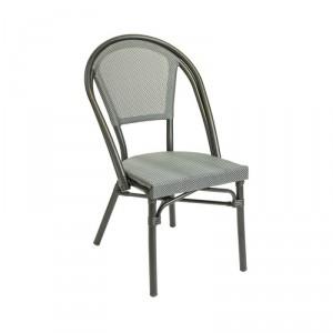 Chaise restaurant aluminium MODENE - Devis sur Techni-Contact.com - 2