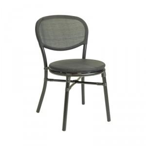 Chaise restaurant aluminium MOON - Devis sur Techni-Contact.com - 1