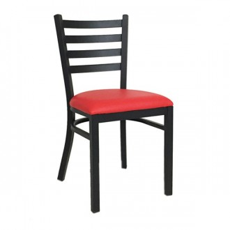 Chaise restaurant bistrot en acier - Devis sur Techni-Contact.com - 4
