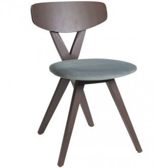 Chaise restaurant bois DUETTO - Devis sur Techni-Contact.com - 1