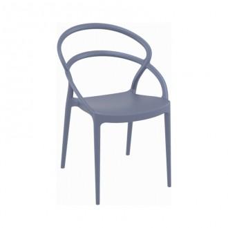Chaise restaurant plastique PIA - Devis sur Techni-Contact.com - 1