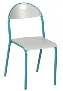 Chaise scolaire à 4 pieds - Devis sur Techni-Contact.com - 2