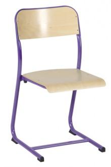 Chaise scolaire à appui sur table - Devis sur Techni-Contact.com - 1