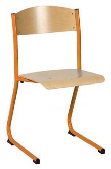 Chaise scolaire avec appui sur table - Devis sur Techni-Contact.com - 2