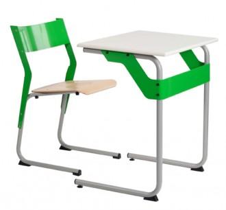 Chaise scolaire empilable appui sur table - Devis sur Techni-Contact.com - 2