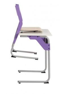 Chaise scolaire empilable appui sur table - Devis sur Techni-Contact.com - 3