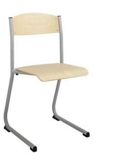 Chaise scolaire en structure monobloc - Devis sur Techni-Contact.com - 3