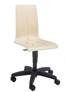 Chaise scolaire informatique coque bois - Devis sur Techni-Contact.com - 1