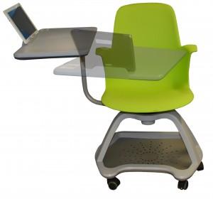 Chaise scolaire multimédia - Devis sur Techni-Contact.com - 1
