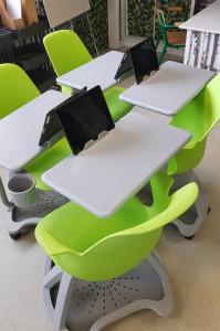 Chaise scolaire multimédia - Devis sur Techni-Contact.com - 3