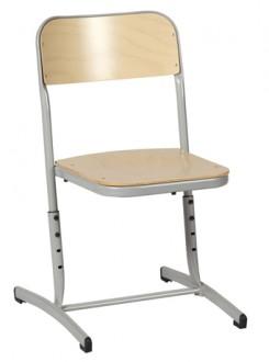 Chaise scolaire réglable en tailles - Devis sur Techni-Contact.com - 1