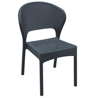 Chaise tressée plastique - Devis sur Techni-Contact.com - 1