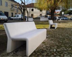 Chaise urbaine en béton - Devis sur Techni-Contact.com - 6