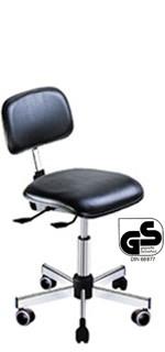 Chaise vinyle 5 branches - Devis sur Techni-Contact.com - 1