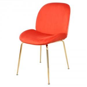 Chaise en velours avec motifs - Devis sur Techni-Contact.com - 2