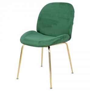 Chaise en velours avec motifs - Devis sur Techni-Contact.com - 4