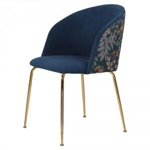Chaise en velours avec motifs - Devis sur Techni-Contact.com - 5