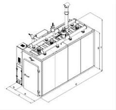 Chambre de fumage pour viande - Devis sur Techni-Contact.com - 3