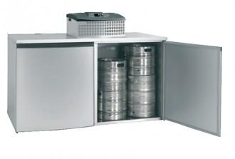 Chambre de refroidissement de fûts et cageots - Devis sur Techni-Contact.com - 1
