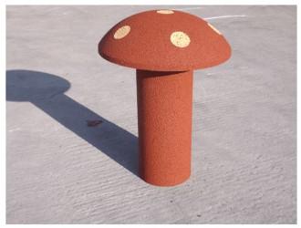 Champignon ludique en caoutchouc - Devis sur Techni-Contact.com - 5