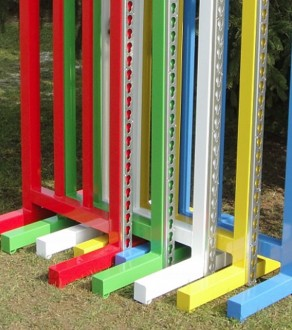 Chandelier d'équitation aluminium - Devis sur Techni-Contact.com - 2