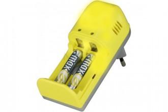 Chargeur 2 accus - Devis sur Techni-Contact.com - 1