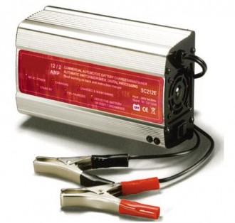 Chargeur de batterie 12V 12 Amp - Devis sur Techni-Contact.com - 1