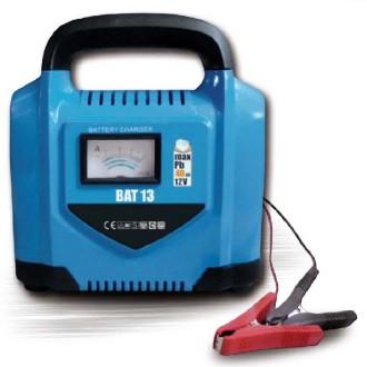 Chargeur de batterie 12v électronique - Devis sur Techni-Contact.com - 1