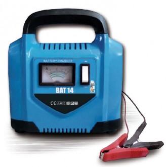 Chargeur de batterie avec démarreur - Devis sur Techni-Contact.com - 1