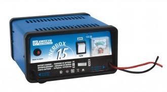 Chargeur de batterie électronique semi automatique - Devis sur Techni-Contact.com - 1
