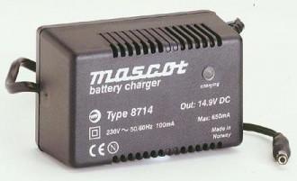 Chargeur de batterie VRLA 650 mA - Devis sur Techni-Contact.com - 1