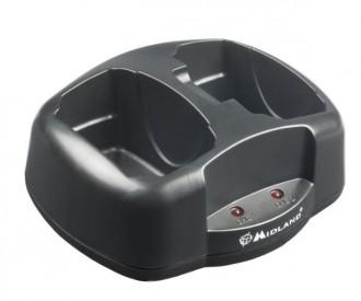 Chargeur double pour talkie walkie - Devis sur Techni-Contact.com - 1