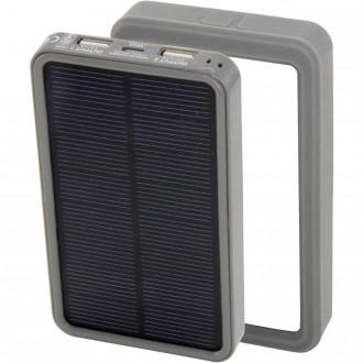Chargeur solaire avec batterie interne - Devis sur Techni-Contact.com - 1