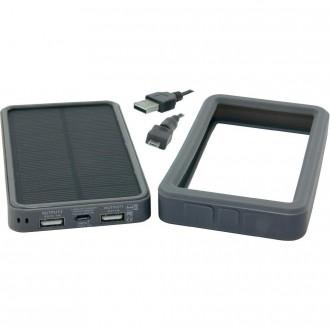Chargeur solaire avec batterie interne - Devis sur Techni-Contact.com - 2