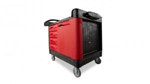 Chariot 4 tiroirs et 1 porte - Devis sur Techni-Contact.com - 2