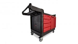 Chariot 4 tiroirs et 1 porte - Devis sur Techni-Contact.com - 3
