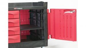 Chariot 4 tiroirs et 1 porte - Devis sur Techni-Contact.com - 4