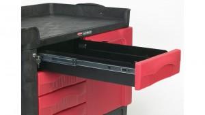 Chariot 4 tiroirs et 1 porte - Devis sur Techni-Contact.com - 5